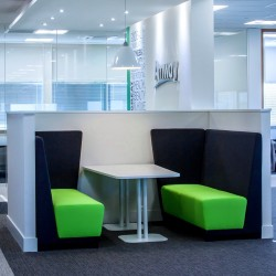 Amway UK: Relocation & Office Design
