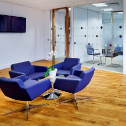 Rosebery Housing: Office Design and Fit-out