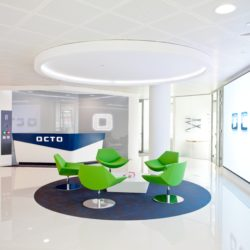 OCTO Telematics: Relocation & Office Design