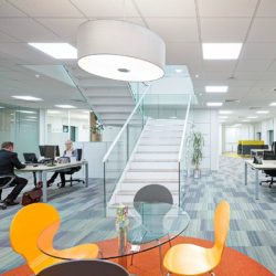 Mintec UK Workspace Design
