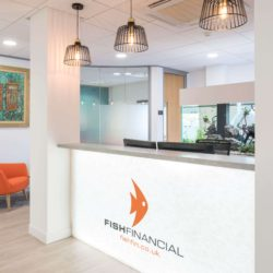 Fish Financial: Flexible Workspace Design